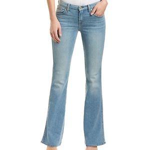 "7FAM ""A"" Pocket Bootcut Jeans Size 26 Lightwash"